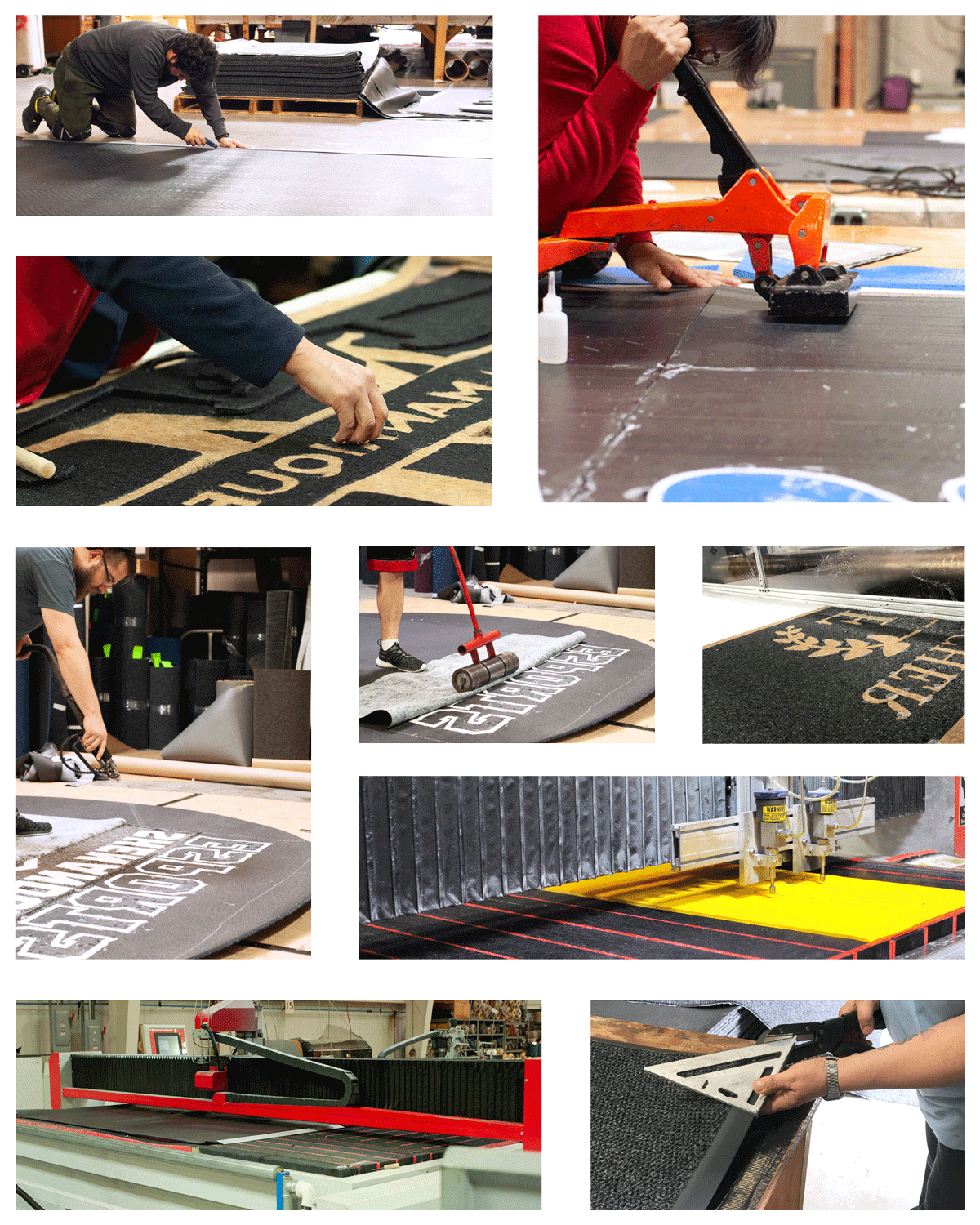 Products Niche Graphic Flooring
