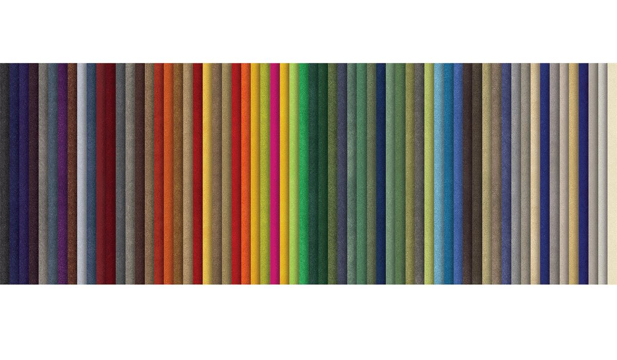 Opulence color ways